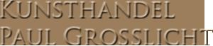 Kunsthandel Paul Grosslicht Logo