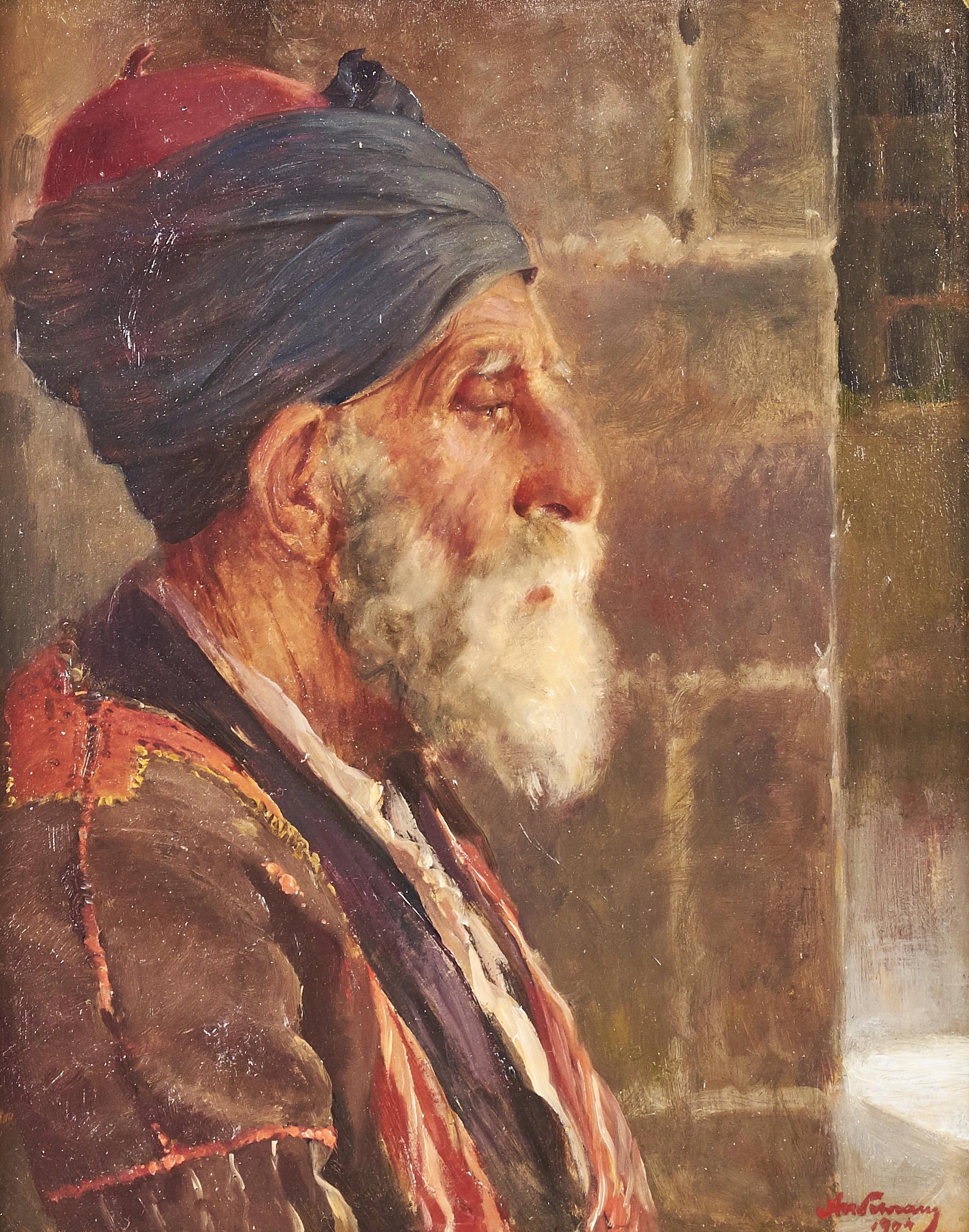 Alois Hans SCHRAMM - Orientale
